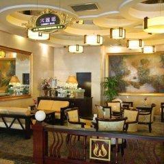 Отель Fengzhan Hotel - Beijing Китай, Пекин - отзывы, цены и фото номеров - забронировать отель Fengzhan Hotel - Beijing онлайн интерьер отеля