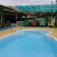 Отель Playa Bonita Гондурас, Тела - отзывы, цены и фото номеров - забронировать отель Playa Bonita онлайн бассейн фото 2