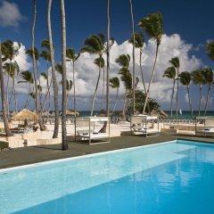 Отель The Level at Melia Caribe Tropical Доминикана, Пунта Кана - отзывы, цены и фото номеров - забронировать отель The Level at Melia Caribe Tropical онлайн бассейн фото 2