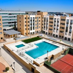 Отель Compostela Suites бассейн фото 3