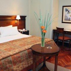 Hotel Colonial San Nicolas Сан-Николас-де-лос-Арройос комната для гостей фото 4