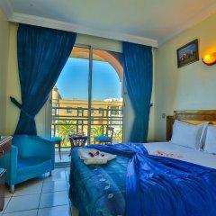 Hotel Akabar комната для гостей