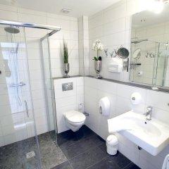 Hotel Deutsches Haus ванная