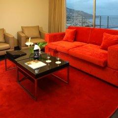 Отель Four Views Baia Португалия, Фуншал - отзывы, цены и фото номеров - забронировать отель Four Views Baia онлайн комната для гостей фото 5