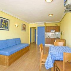 Отель Apartamentos Playasol My Tivoli Испания, Ивиса - отзывы, цены и фото номеров - забронировать отель Apartamentos Playasol My Tivoli онлайн комната для гостей