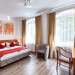 Отель ArtHotel City Германия, Нюрнберг - отзывы, цены и фото номеров - забронировать отель ArtHotel City онлайн комната для гостей