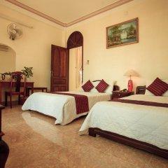 Отель Oriole Hotel & Spa Вьетнам, Нячанг - отзывы, цены и фото номеров - забронировать отель Oriole Hotel & Spa онлайн комната для гостей фото 5