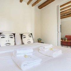 Отель St Dominique Париж комната для гостей фото 3