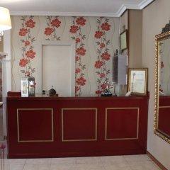 Отель Hostal Flor de Quejo Испания, Арнуэро - отзывы, цены и фото номеров - забронировать отель Hostal Flor de Quejo онлайн интерьер отеля фото 3