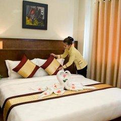 Gold Hotel Hue в номере