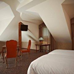 Hotel Justus комната для гостей