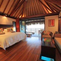 Отель Hilton Moorea Lagoon Resort and Spa комната для гостей фото 2