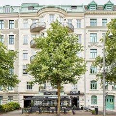 Отель Hotell Onyxen балкон