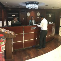 Al Waleed Palace Hotel Apartments-Al Barsha интерьер отеля фото 3