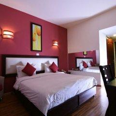 Al Murjan Palace Hotel комната для гостей
