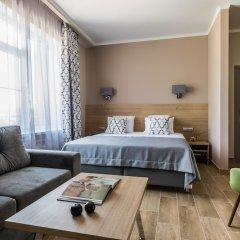 Гостиница Бригит на Ладожской комната для гостей фото 4
