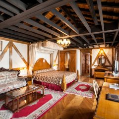 Отель El Minzah Hotel Марокко, Танжер - отзывы, цены и фото номеров - забронировать отель El Minzah Hotel онлайн пляж фото 2