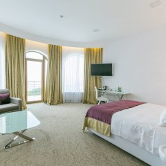 Гостиница Panorama De Luxe комната для гостей фото 11