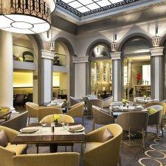 Отель Marriott Opera Ambassador Париж гостиничный бар
