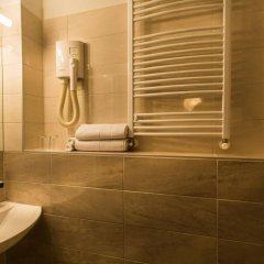 Corvin Hotel Budapest ванная