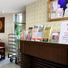 D Varee Diva Bally Sukhumvit Hotel Бангкок интерьер отеля