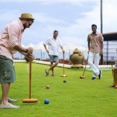 Отель Galle Face Hotel Шри-Ланка, Коломбо - отзывы, цены и фото номеров - забронировать отель Galle Face Hotel онлайн спортивное сооружение