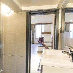 Отель Agora Bruxelles Grand Place Бельгия, Брюссель - отзывы, цены и фото номеров - забронировать отель Agora Bruxelles Grand Place онлайн ванная