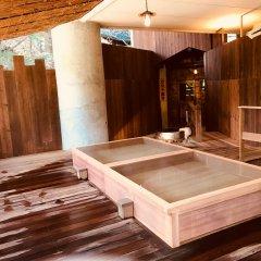 Hotel Manyoutei Никко ванная