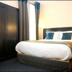 Отель Elysa Luxembourg Париж комната для гостей фото 5