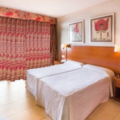 Отель Las Palmeras Фуэнхирола комната для гостей фото 4