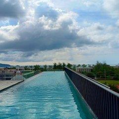 Отель Patong Beach Luxury Condo бассейн фото 3