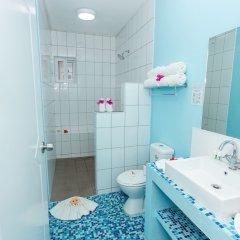 Отель Blue West Villas ванная