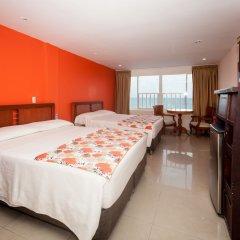 Отель Bahía Sardina Колумбия, Сан-Андрес - отзывы, цены и фото номеров - забронировать отель Bahía Sardina онлайн комната для гостей фото 2