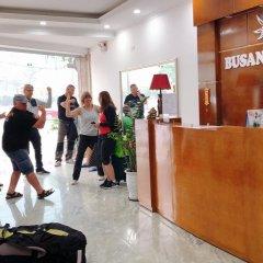 Отель BUSAN Ханой интерьер отеля фото 3