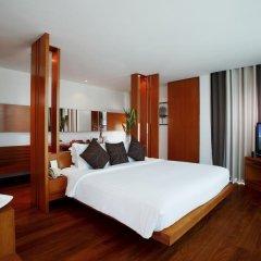 Отель La Flora Resort Patong 5* Люкс разные типы кроватей фото 2