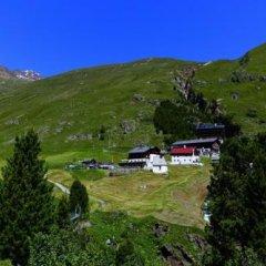 Отель GEIERWALLIHOF Австрия, Хохгургль - отзывы, цены и фото номеров - забронировать отель GEIERWALLIHOF онлайн балкон