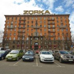 Хостел Smart Inn Минск парковка