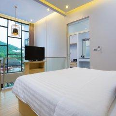 OneLoft Hotel 4* Люкс с разными типами кроватей
