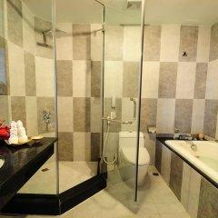 Отель Romance Hotel Вьетнам, Хюэ - отзывы, цены и фото номеров - забронировать отель Romance Hotel онлайн ванная