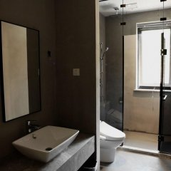 Отель Jingyuetai Hotel Beijing Китай, Пекин - отзывы, цены и фото номеров - забронировать отель Jingyuetai Hotel Beijing онлайн ванная фото 2