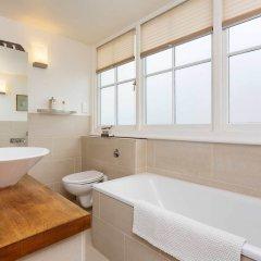 Отель Eton Villas Великобритания, Лондон - отзывы, цены и фото номеров - забронировать отель Eton Villas онлайн ванная