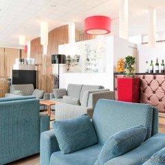 Отель Novotel Brugge Centrum Бельгия, Брюгге - отзывы, цены и фото номеров - забронировать отель Novotel Brugge Centrum онлайн интерьер отеля