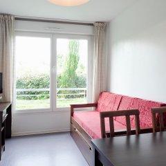 Отель Residhotel les Hauts d'Andilly комната для гостей фото 4