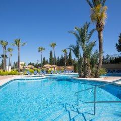 Hotel Castell dels Hams бассейн фото 2