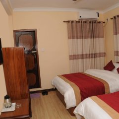 Отель Bagmati Непал, Катманду - отзывы, цены и фото номеров - забронировать отель Bagmati онлайн комната для гостей фото 2