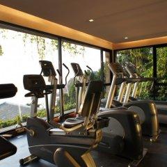 Отель Paresa Resort Пхукет фитнесс-зал фото 3