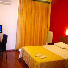 Hotel Exarchion комната для гостей