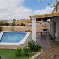 Отель Villa With 3 Bedrooms in Orihuela, With Private Pool, Enclosed Garden бассейн