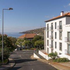 Отель Apartamento Lobo Marinho Португалия, Санта-Крус - отзывы, цены и фото номеров - забронировать отель Apartamento Lobo Marinho онлайн пляж