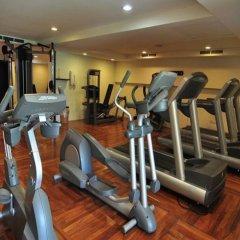Отель Hacienda Tres Rios Resort Spa & Nature Park - Все включено фитнесс-зал фото 4